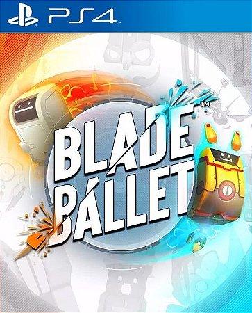 Blade Ballet PS4 PSN Mídia Digital