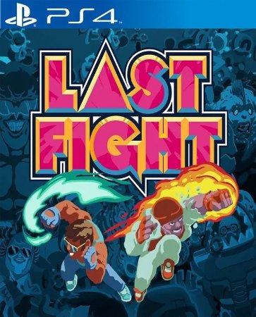 Lastfight PS4 PSN Mídia Digital