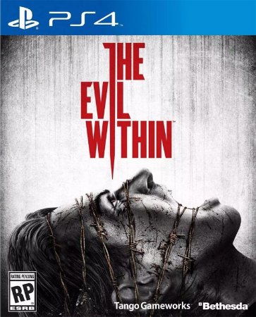 The Evil Within PS4  PSN Mídia Digital