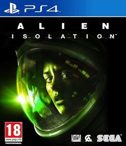 Alien Isolation PS4 PSN Mídia Digital
