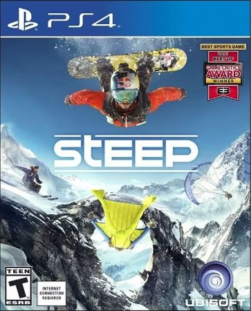 Steep Mídia  PSN PS4 Digital