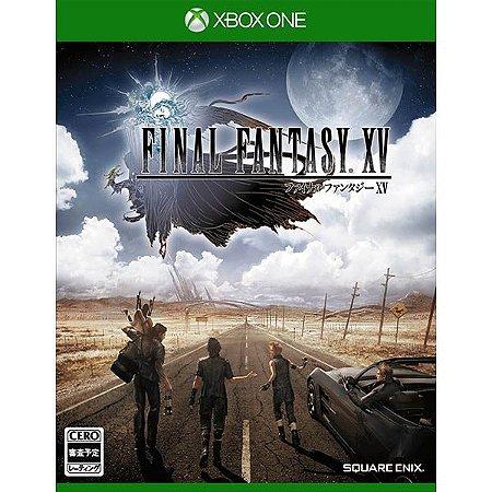 Final Fantasy XV - Xbox One - Código de Resgate 25 Dígitos