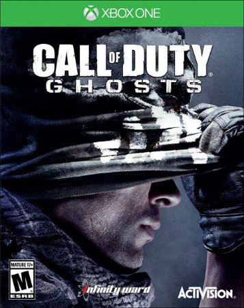 Call of Duty Ghosts - Xbox One - Código de Resgate 25 Dígitos