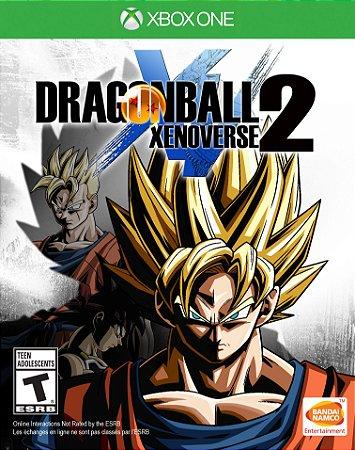 Dragon Ball Xenoverse 2 - Xbox One - Código de Resgate 25 Dígitos