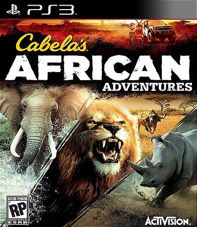 Cabela's African Adventures PS3 PSN Mídia Digital