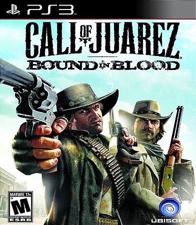 Call of Juarez®: Bound in Blood PS3 PSN Mídia Digital