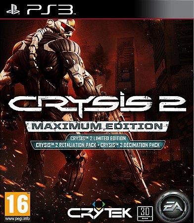 Crysis 2 PS3 PSN Mídia Digital