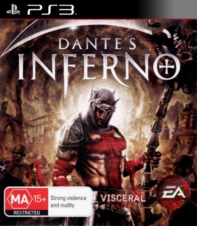 Dante's Inferno PS3 PSN Mídia Digital