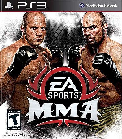 EA SPORTS™ MMA PS3 PSN Mídia Digital