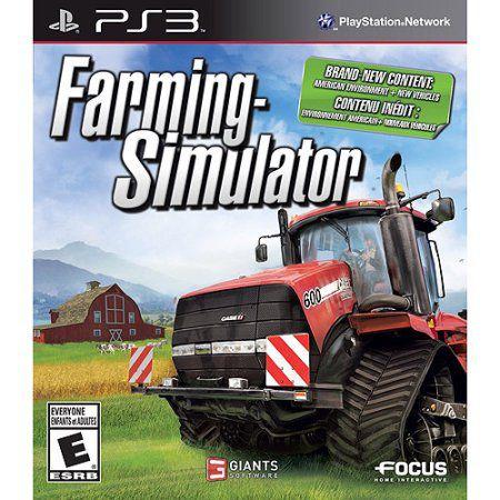 Farming Simulator PS3 PSN Mídia Digital