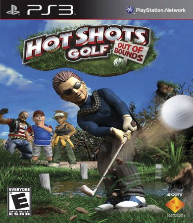Hot Shots Golf®: Out of Bounds Complete Collection PS3 PSN Mídia Digital