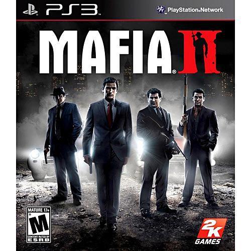 Mafia II 2 PS3 PSN Mídia Digital