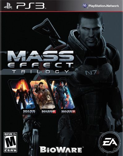 Mass Effect™ Trilogy PS3 PSN Mídia Digital