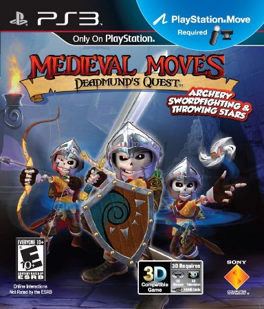 Medieval Moves: Deadmund's Quest PS3 PSN Mídia Digital