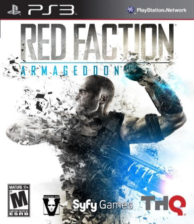 Red Faction Armageddon PS3  PSN Mídia Digital
