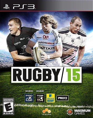 Rugby 15 PS3  PSN Mídia Digital