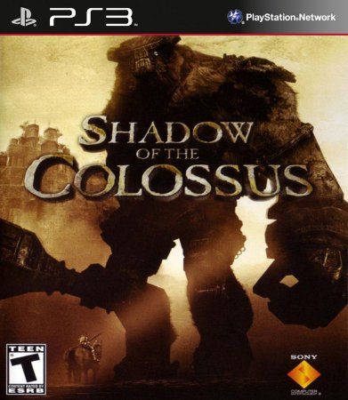 Shadow of the Colossus PS3  PSN Mídia Digital