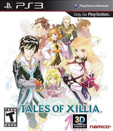 Tales of Xillia PS3  PSN Mídia Digital