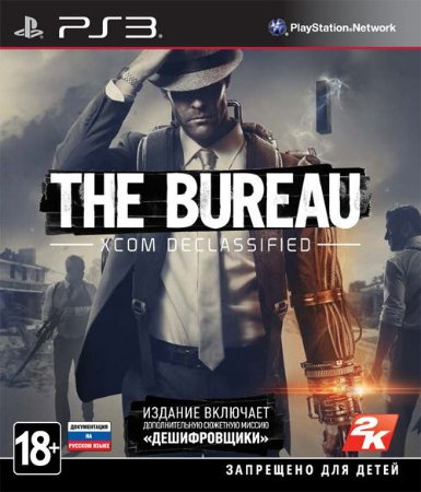 The Bureau: XCOM Declassified PS3  PSN Mídia Digital