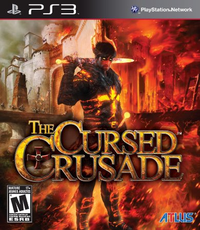 The Cursed Crusade PS3 Mídia Digital