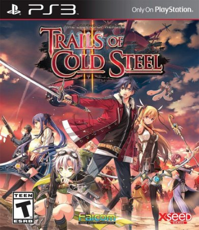 The Legend of Heroes: Trails of Cold Steel II PS3  PSN Mídia Digital