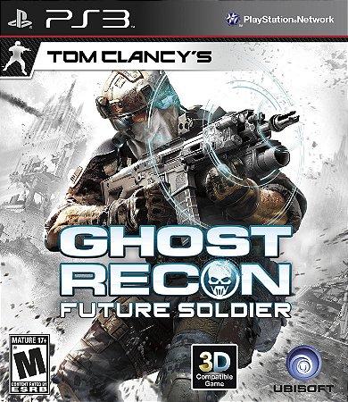 Tom Clancy's Ghost Recon: Future Soldier PS3  PSN Mídia Digital