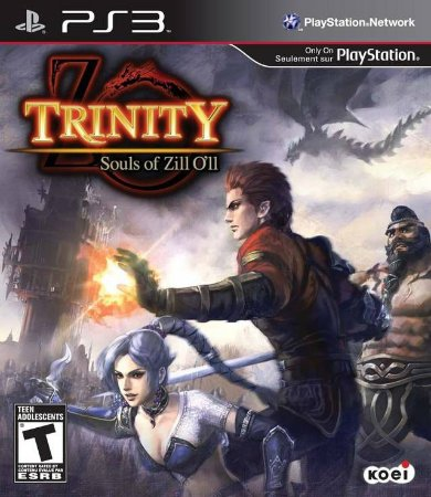 TRINITY: Souls of Zill O'll PS3 PSN Mídia Digital