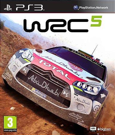 WRC 5 FIA World Rally Championship PS3 PSN Mídia Digital