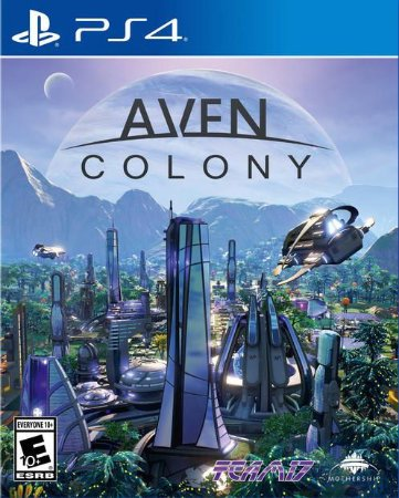 Aven Colony PS4 PSN Mídia Digital
