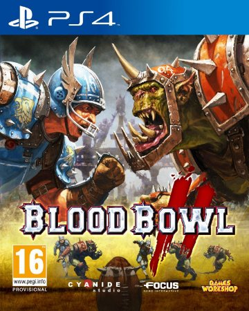Blood Bowl 2 PS4 PSN Mídia Digital