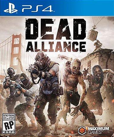 Dead Alliance PS4 PSN Mídia Digital