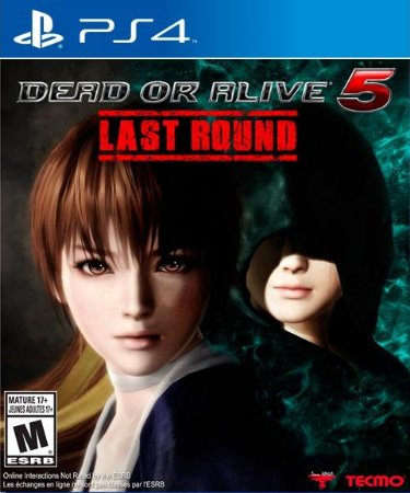 DEAD OR ALIVE 5 Last Round PS4 PSN Mídia Digital