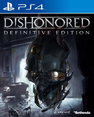 Dishonored PS4 PSN Mídia Digital