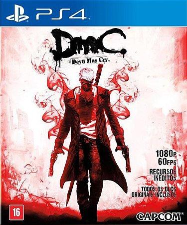 DmC Devil May Cry: Definitive Edition PS4 PSN Mídia Digital