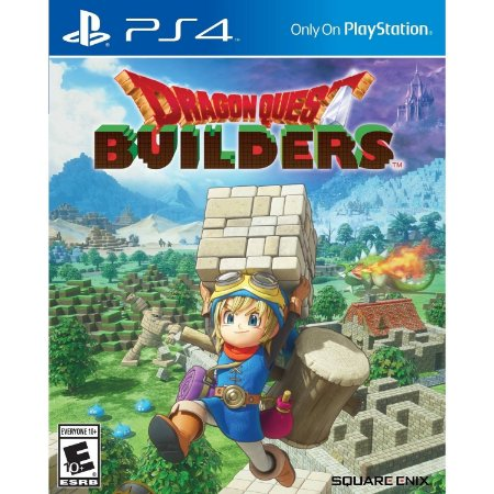 DRAGON QUEST BUILDERS PS4 PSN Mídia Digital
