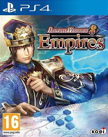 DYNASTY WARRIORS 8 Empires PS4 PSN Mídia Digital