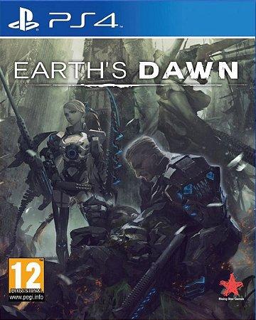 EARTH'S DAWN PS4 PSN Mídia Digital