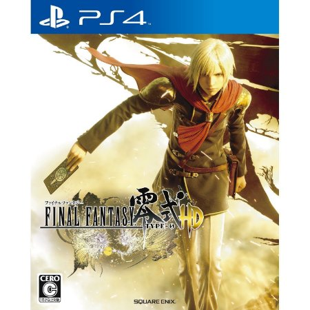 FINAL FANTASY TYPE-0™ HD PS4 PSN mídia digital