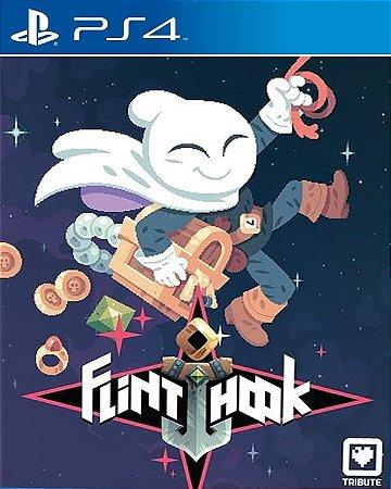Flinthook PS4 PSN mídia digital