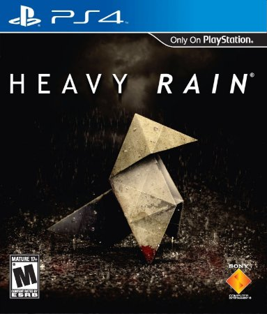 Heavy Rain PS4 PSN Mídia Digital