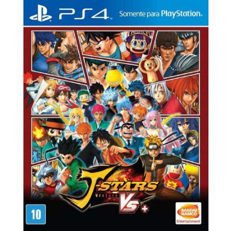 J-STARS Victory VS+ PS4 PSN Mídia Digital