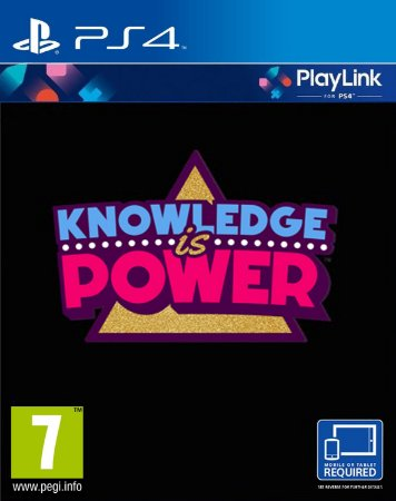 Knowledge is Power PS4 PSN Mídia Digital