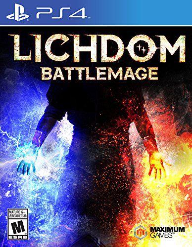 Lichdom: Battlemage PS4 PSN Mídia Digital