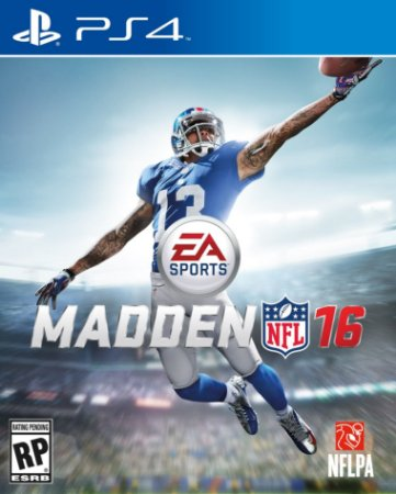 Madden NFL 16 PS4 PSN Mídia Digital