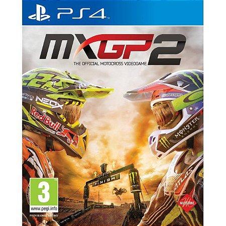 MXGP2 - The Official Motocross Videogame PS4 PSN Mídia Digital