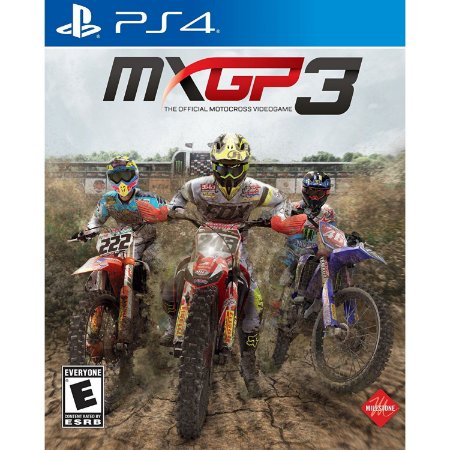 MXGP3 - The Official Motocross Videogame PS4 PSN Mídia Digital