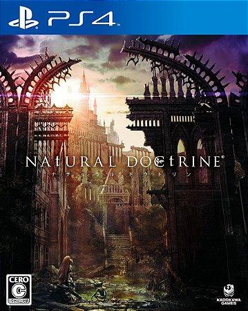 NAtURAL DOCtRINE PS4 PSN Mídia Digital