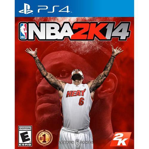 NBA 2K14 PS4 PSN Mídia Digital