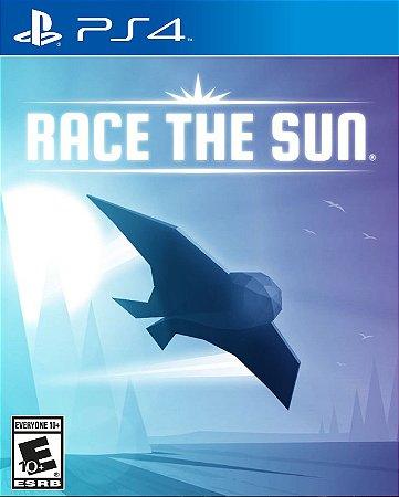 RACE THE SUN PS4  PSN Mídia Digital
