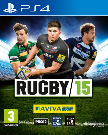Rugby 15 PS4  PSN Mídia Digital